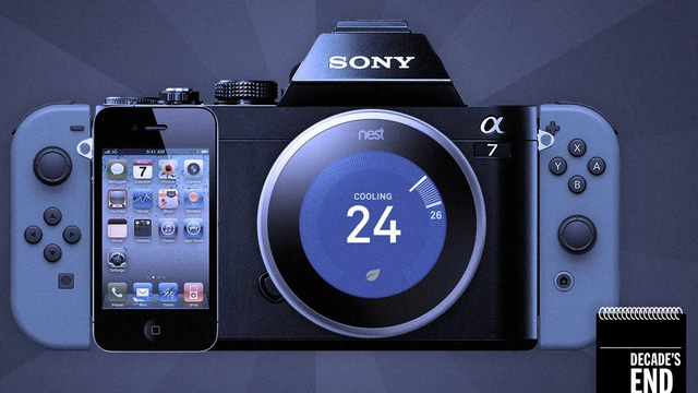 Các thiết bị mang tính sáng tạo nhất thập kỷ 2010