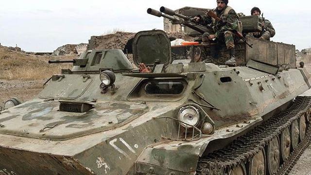 Quân đội Syria giải phóng nhiều khu vực chiến lược ở Idlib