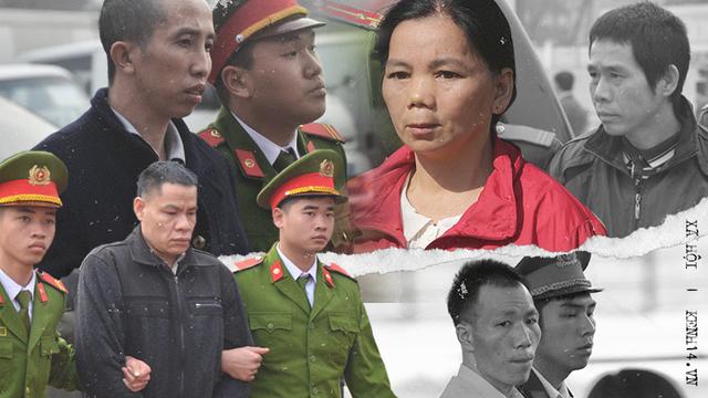 Vụ nữ sinh giao gà bị bắt cóc, hãm hiếp: Các bị cáo đã bàn bạc kế hoạch bắt cóc bà Trần Thị Hiền