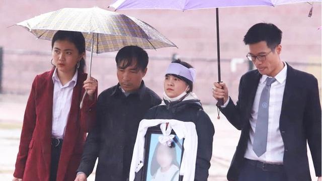 Nóng: Bố nữ sinh giao gà có đơn kháng cáo đề nghị không tử hình 6 bị cáo