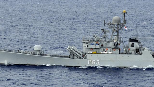 Ấn Độ xua đuổi tàu Trung Quốc lại gần nhóm đảo có căn cứ quân sự