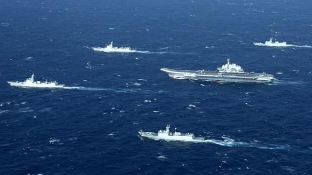 """Lộ diện số tàu chiến """"khủng"""" Trung Quốc đóng mới trong năm 2019"""