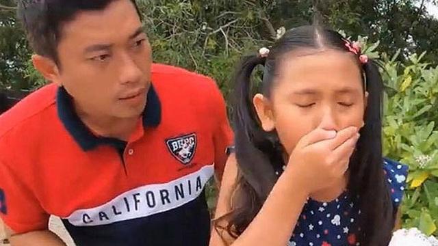 Kinh Quốc lên tiếng vụ mời sao nhí 10 tuổi tham gia thử thách ăn gây tranh cãi