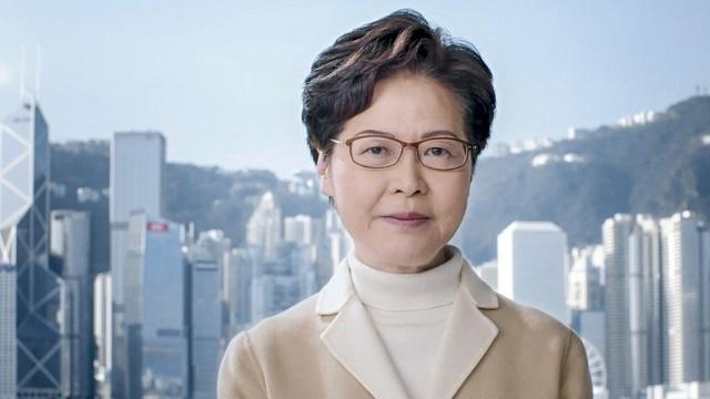 """Đặc khu trưởng Hồng Kông nói về """"những thách thức chưa từng thấy"""" và nêu quyết tâm mới trong thông điệp năm mới"""