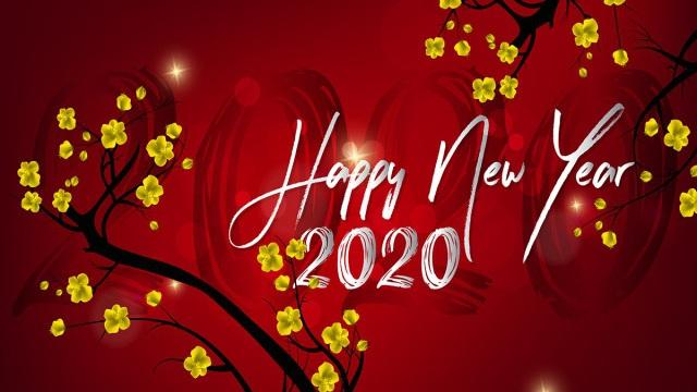 Những câu chúc Tết Dương lịch 2020 hay và lãng mạn dành cho người yêu