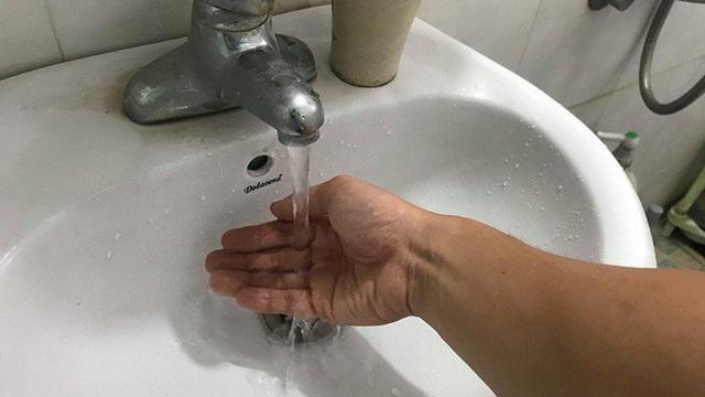 Hà Nội giữ nguyên giá nước từ năm 2013 đến nay