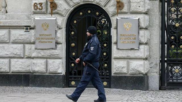 Vì sao Bộ Ngoại giao Đức trục xuất hai nhân viên ngoại giao Nga tại Berlin?