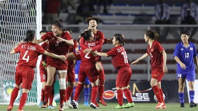 Tập đoàn Hưng Thịnh thưởng tuyển bóng đá nữ Việt Nam 1 tỷ đồng