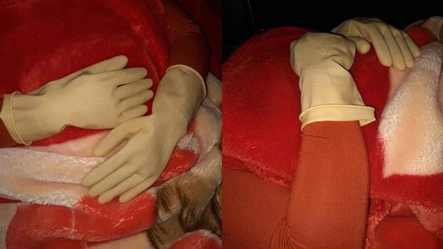 Người phụ nữ khổ vì tĩnh điện: Chạm con, con giật, động chồng, chồng né, nhất là hành động kì quặc khi đi ngủ