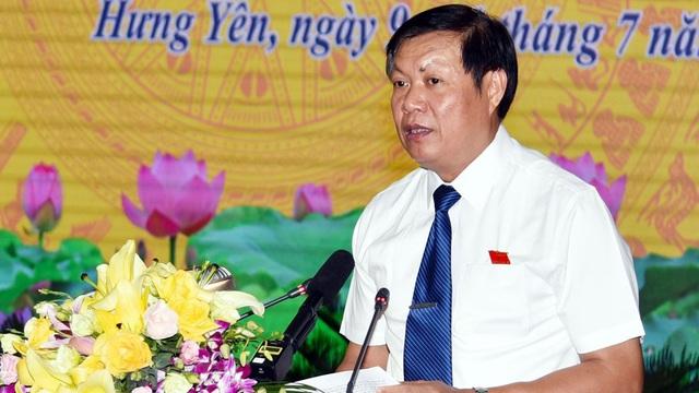 Phó Bí thư Tỉnh ủy Hưng Yên Đỗ Xuân Tuyên làm Thứ trưởng Bộ Y tế