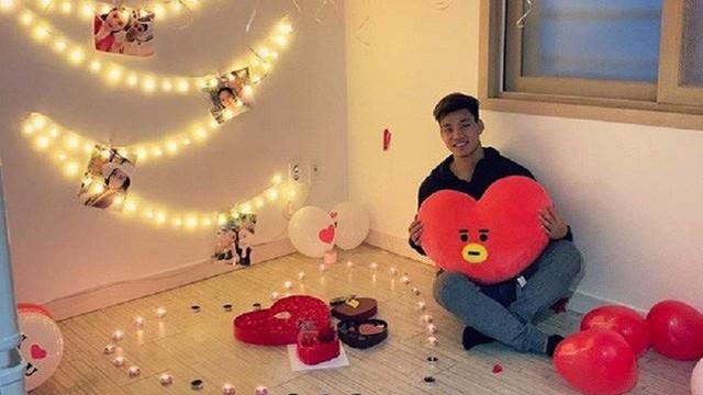 Valentine của các cầu thủ Việt: Người hớn hở nghỉ dưỡng cùng bạn gái, người ngậm ngùi đón lễ một mình