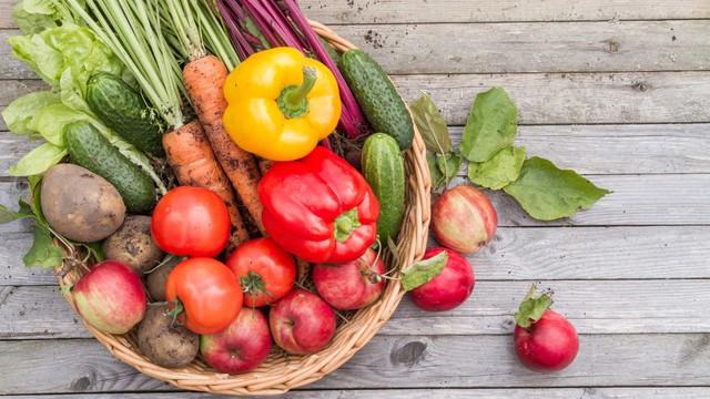 Rau quả tươi giúp giảm nguy cơ bệnh tật, ung thư: Tại sao nên ăn 7 phần rau quả/ngày?