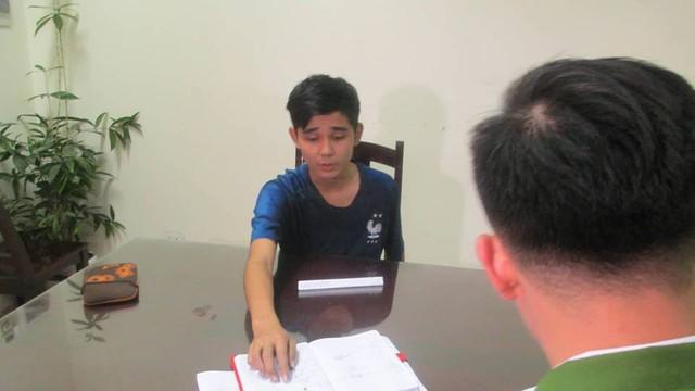 Kẻ cứa cổ tài xế taxi Linh Anh trước sân vận động Mỹ Đình nhận tội ngay tại quán Internet