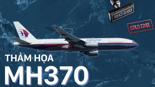 Giả thuyết MH370: Phi công phụ bị giảm oxy máu, cơ trưởng dùng WC khi thảm họa xảy ra