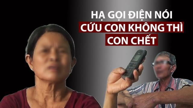 """Mẹ của cô giáo trong vụ lùm xùm ở La Gi: """"Nó nói bố mẹ lên cứu con, không thì người ta đánh chết"""""""