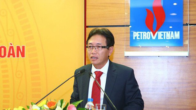 Tổng Giám đốc Nguyễn Vũ Trường Sơn đang chủ trì Hội nghị thăm dò khai thác 2019 của PVN