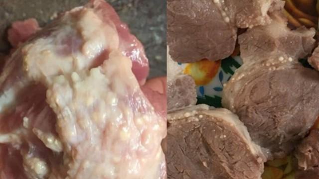 Nơi cung cấp thực phẩm cho công ty nghi đưa thịt lợn bẩn vào trường học ở Bắc Ninh