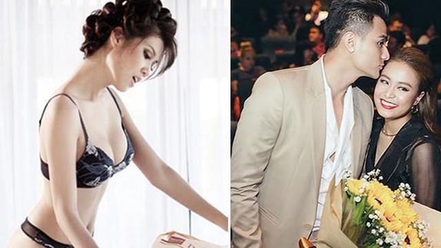 Dàn bạn gái toàn hoa hậu, siêu mẫu đình đám showbiz của Vĩnh Thụy