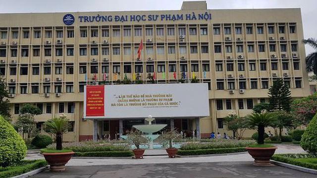 Thủ khoa 'kép' Đại học Sư phạm Hà Nội được nâng 14,85 điểm xin thôi học