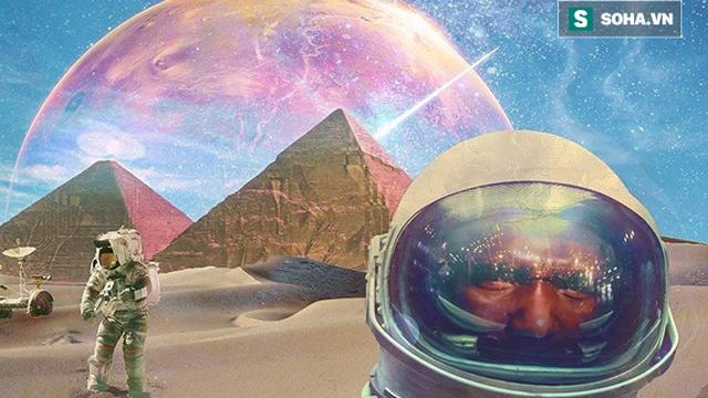 Phát hiện mấu chốt sự sống trên sao Hỏa: Đây là 2 lợi ích to lớn cho loài người