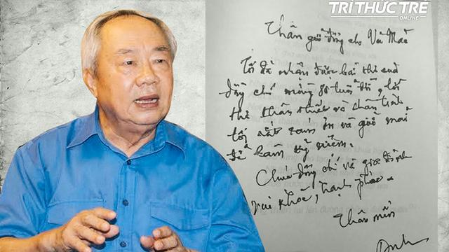 Ông Vũ Mão: Hồi sinh, phát triển nước bạn Campuchia có vai trò quan trọng của Tư lệnh Lê Đức Anh