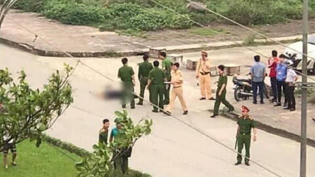 Khởi tố, bắt tạm giam thanh niên đâm chết người yêu giữa đường ở Ninh Bình