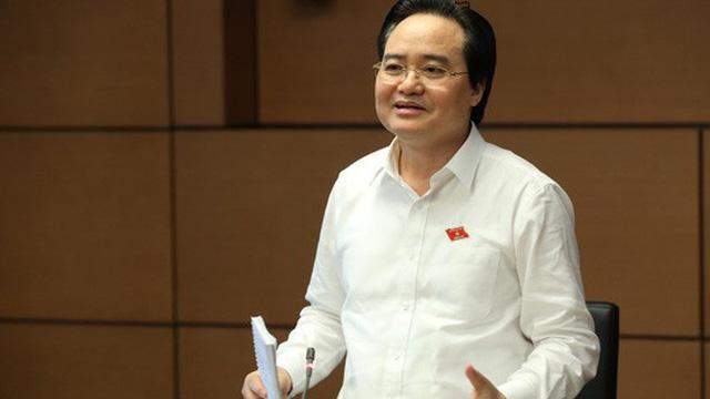 Bộ trưởng Phùng Xuân Nhạ: Khá Bảnh ảnh hưởng đến học sinh là rất nguy hiểm!