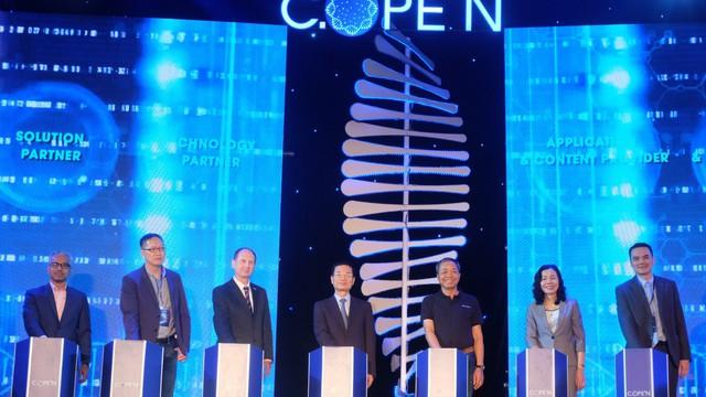 """CMC ra mắt hệ sinh thái C.OPE2N, mong muốn đưa Việt Nam thành """"Digital Hub"""" của châu Á"""