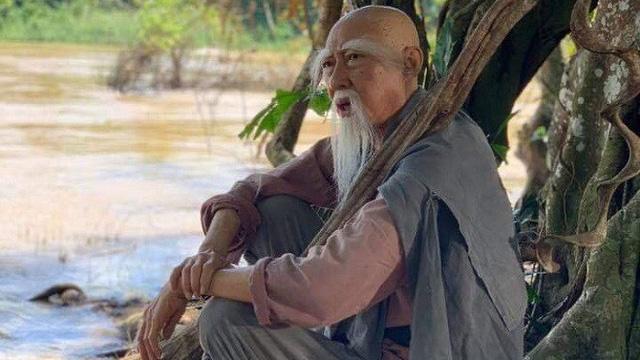 """Hạnh Thúy kể về """"ông già"""" Lê Bình"""