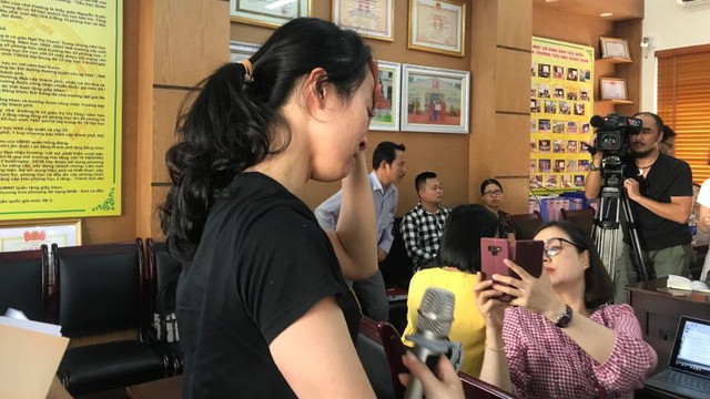 Mức kỉ luật mới đối với 2 giáo viên đánh học sinh tới tấp ở Hải Phòng
