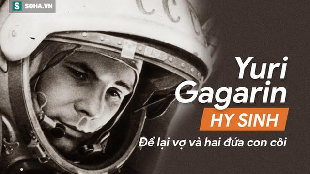 """Gia đình của Yuri Gagarin sau ngày anh mất: """"Yuri đi, mọi thứ thay đổi mãi mãi"""""""