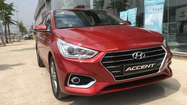 Đầu tháng 5: Hyundai Accent 2019 tăng giá nhẹ, Honda Jazz khuyến mại 40 triệu đồng