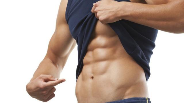 Tập để lên cơ bụng 6 múi không khó nếu bạn theo đuổi chuỗi 7 động tác này đúng cách