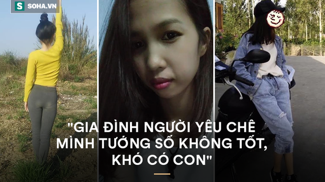 Cô gái 30 tuổi nặng 35kg, ngày đầu ra mắt đã vô tình nghe được lời chê tế nhị từ bố bạn trai