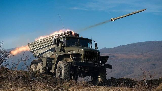 Nga phát triển loại pháo/tên lửa hoàn toàn mới: Độc nhất vô nhị