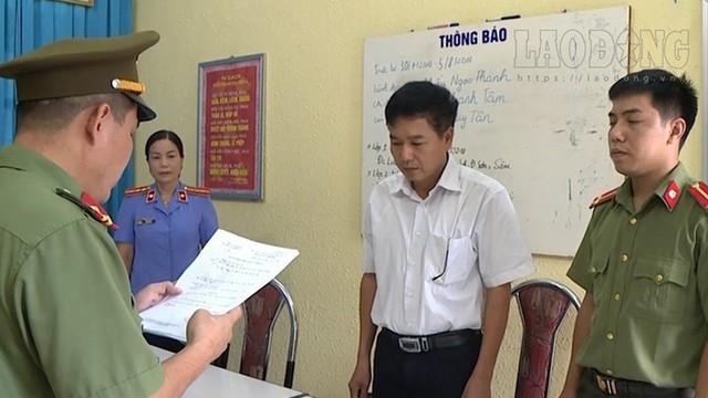 Kết thúc điều tra, lãnh đạo Sơn La giải trình vì có con được nâng điểm