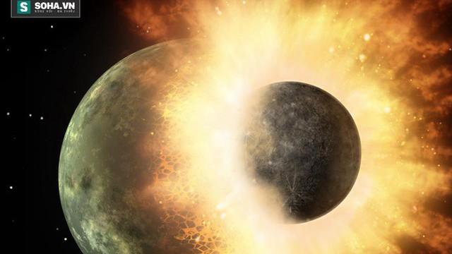 Giải mã bí ẩn vì sao Mặt trăng có hai mặt sáng-tối khác nhau: Trái đất có 2 Mặt trăng?