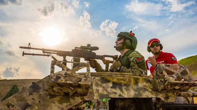 Quy trình huấn luyện chống khủng bố khắc nghiệt của đặc nhiệm Nga