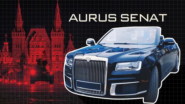"""Điểm đặc biệt của """"siêu xe"""" sẽ xuất hiện trong lễ diễu binh Ngày Chiến thắng của TT Putin"""