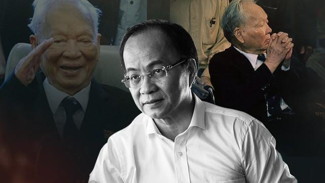 """Ông Lê Mạnh Hà, con trai Đại tướng Lê Đức Anh: """"Đặc quyền lớn nhất mà gia đình chúng tôi có được là sự hi sinh"""""""