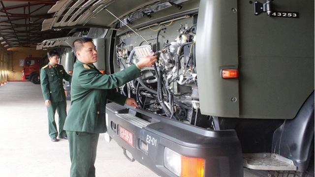 """Nhiều xe quân sự đời mới xuất hiện: QĐND Việt Nam thay đổi âm thầm nhưng rất """"chất"""""""