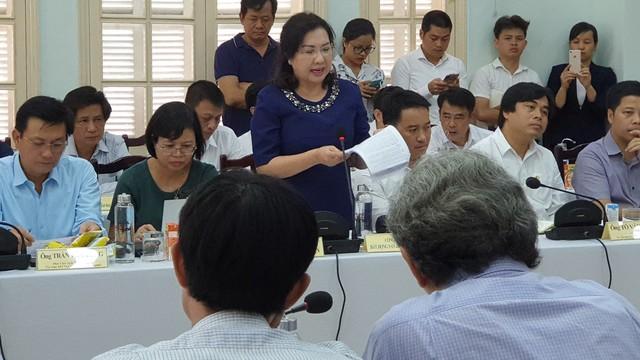 """Mẹ ruột Cường """"đô la"""": Dự án lấn sông Hàn không sai phạm, tại sao lại tạm dừng?"""
