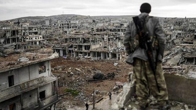 """Chiến sự Syria: Phiến quân quyết """"chơi lớn"""" phản công ở Aleppo, Sư đoàn 4 phản ứng cực nhanh"""