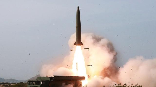 5 ngày sau vụ thử tên lửa tầm ngắn, Triều Tiên phóng vật thể bay chưa xác định