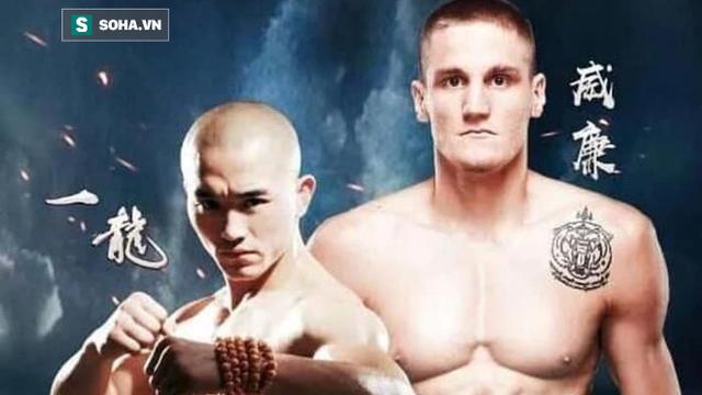 """Nóng: Yi Long bất ngờ tỉ thí với võ sĩ MMA """"khổng lồ"""" của Mỹ"""