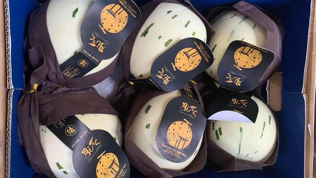 Dưa Nhật Bản ngọt như sữa đắt khách ngày hè nắng nóng