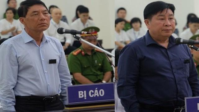 Y án sơ thẩm đối với Vũ 'nhôm' và 2 cựu Thứ trưởng công an Trần Việt Tân, Bùi Văn Thành