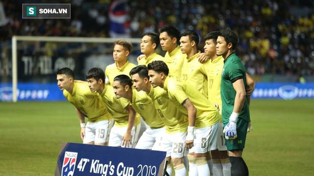 Bóng đá Thái Lan nhận tin vui hiếm có sau khi liên tiếp gục ngã trước Việt Nam