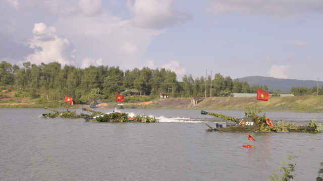 Trận vượt sông bằng sức mạnh lớn nhất của QĐNDVN ở Campuchia và cuộc đào thoát kinh hoàng từ tay Thần Chết