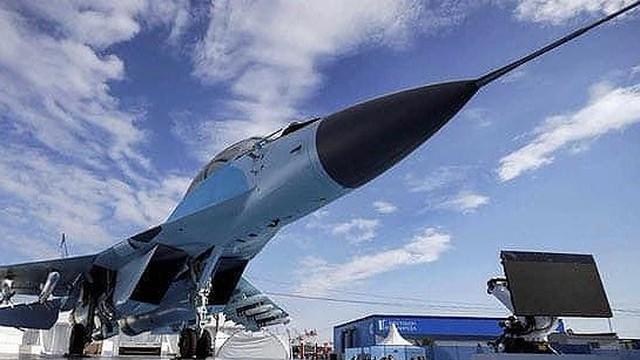 Nga biên chế tiêm kích ném bom đa năng MiG-35 tối tân